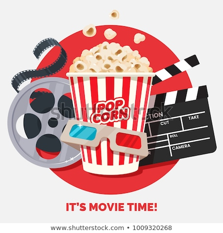 Movie time! Stock photo © hsfelix