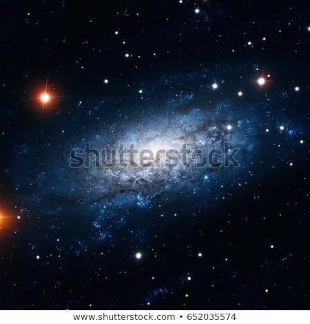 Spiral galaxies in the constellation Hydra. Stock photo © NASA_images