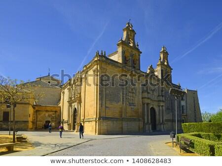 Basiliek Spanje spaans stad schoonheid Stockfoto © borisb17