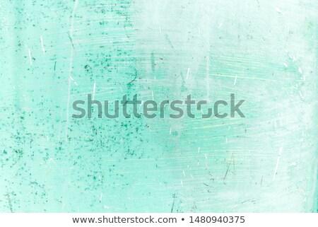 Kék jég felület absztrakt struktúra üzlet Stock fotó © galitskaya