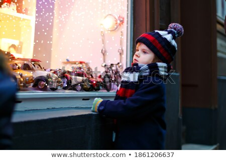 peu · coffret · cadeau · cute · blanche - photo stock © feedough