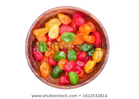 kumquat candies fruits Stock photo © cynoclub