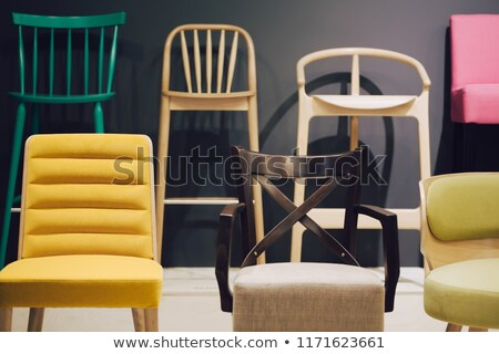 various chairs Stock photo © prill