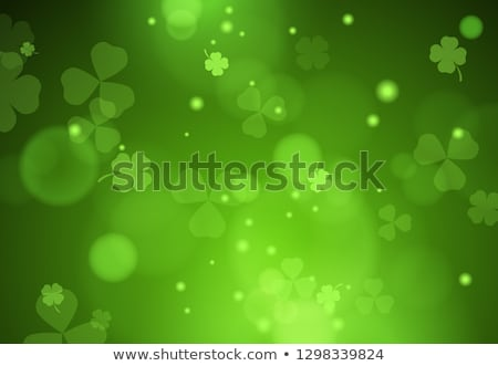 Shamrocks background Stock photo © norwayblue