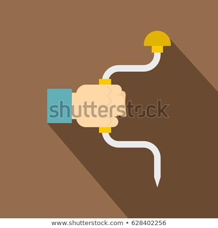 Hand Rotation Drill. Stock photo © tashatuvango