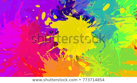 Colour full Overlay Abstract Background stock photo © jaggat_rashidi