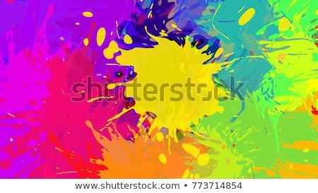 Colour full Overlay Abstract Background Stock photo © jaggat_rashidi