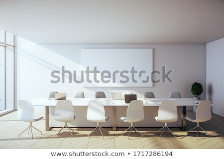 Conference room Stock photo © cheyennezj
