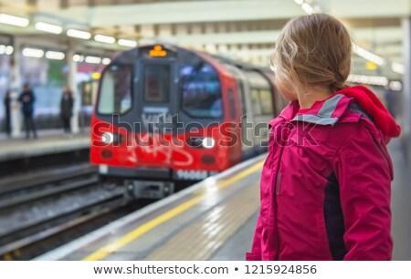 Approaching destination London Stock photo © Anterovium