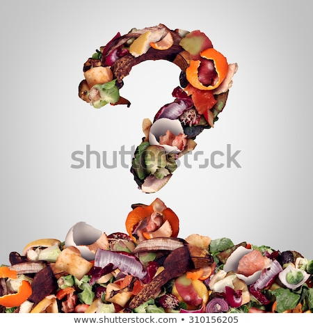 Composting Question Stock photo © Lightsource