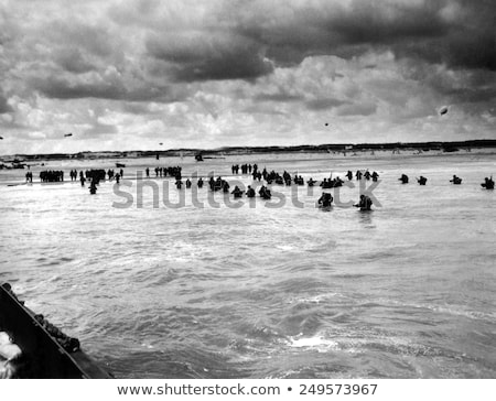 Сток-фото: солдаты · eps8 · воды · мужчин · армии