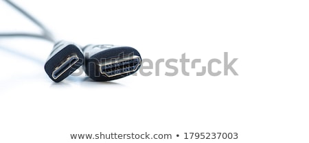 HDMI Cable Stock photo © ozaiachin