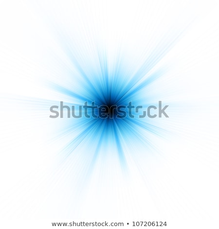 Abstract burst on white, easy edit. EPS 8 Stock photo © beholdereye