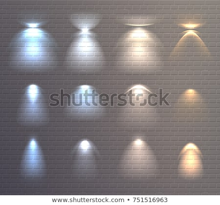 Luz parede naturalismo cimento textura Foto stock © zven0