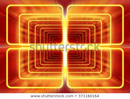 Stock photo: Wave Mode Of Electromagnetic Power