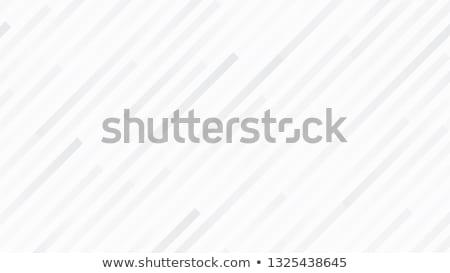 white background with strips Stock photo © balasoiu