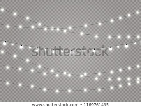 ışıklar can kullanılmış dizayn arka plan Stok fotoğraf © All32