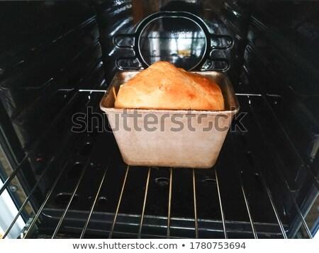 Light sourdough dinner rolls Stock photo © Digifoodstock