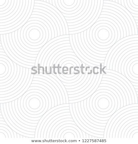 beautiful circles minimal pattern background Stock photo © SArts