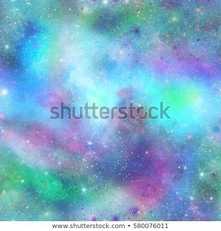 Northern Lights seamless  Stock photo © Olena