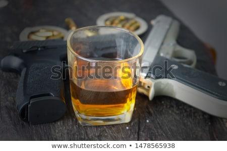 gun violence social issue stock photo © lightsource