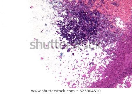 Beige pastel eyeshadows stock photo © Lana_M