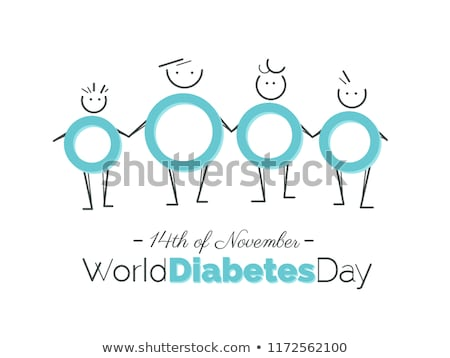 Diabetes Diagnosis Symbol Stock photo © Lightsource