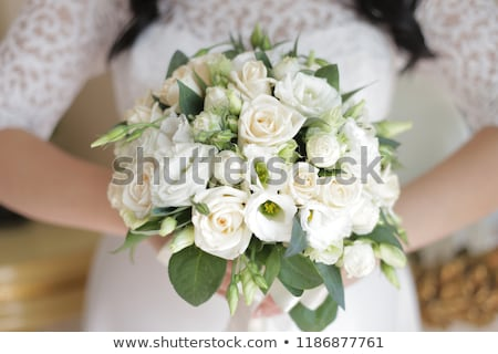 Bridal bouquet, wedding decoration Stock photo © Anneleven