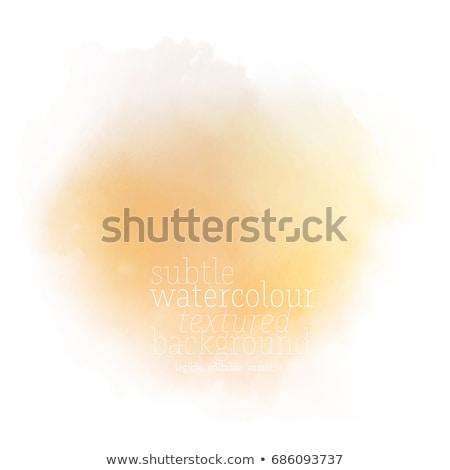 coloured watercolor background brown and gold circle stock photo © natalia_1947