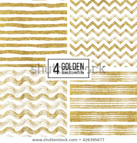 set of horizontal backgrounds with golden glitter christmas banner poster header for web site bl stock photo © ikopylov