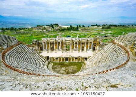 Small theater in Ephesus, Turkey Stock photo © bloodua