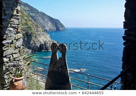 'Via dell amor' of Cinque Terre Stock photo © wjarek