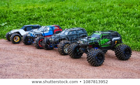 Radio control car stock photo © kenishirotie