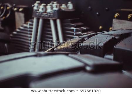 Foto stock: Coche · rueda · negro · carretera · tecnología