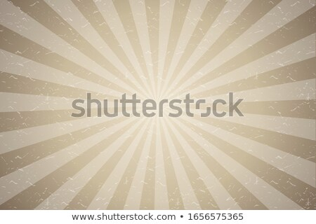 Retro sugarak szépia absztrakt terv szivárvány Stock fotó © borysshevchuk