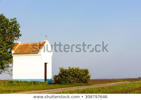 Capela República Checa edifício igreja europa ao ar livre Foto stock © phbcz