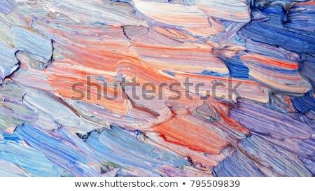 oil painting technique stock photo © tannjuska