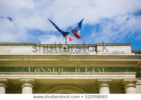 Flags of Europena States Stock photo © 5xinc