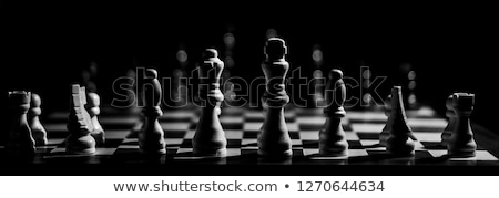 business strategy and challenge stock photo © lightsource