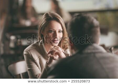 ogen · mooie · vrouw · gezondheid · vrouwelijke - stockfoto © arenacreative