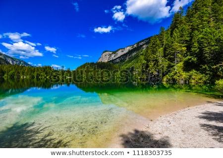 Göl İtalya yaz görmek güzel İtalyan Stok fotoğraf © Antonio-S