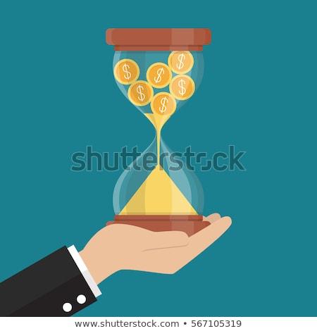 Stock photo: beat the money problem