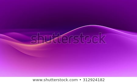 Abstract curve paars kleur business achtergrond Stockfoto © Kheat