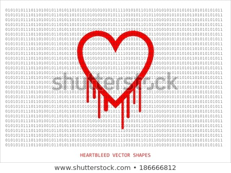 kırık · güvenlik · kod · soyut · görüntü · parola - stok fotoğraf © stevanovicigor