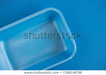 Styrofoam food tray  Stock photo © dezign56