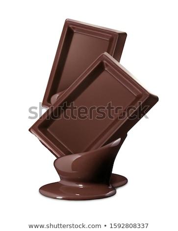 gorący · napój · czekolady · czarny · pić · ciemne - zdjęcia stock © kubais