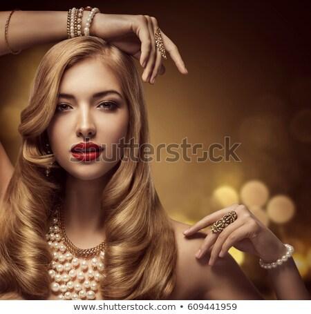 bijuterii · frumos - imagine de stoc © neonshot