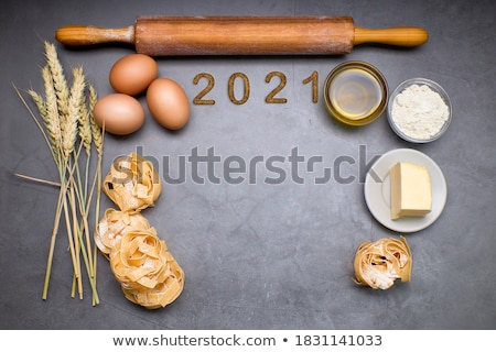 Stock photo: Composite image of motivational new years message