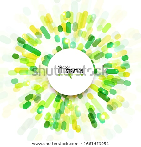 abstract artistic yellow birthday explode Stock photo © pathakdesigner