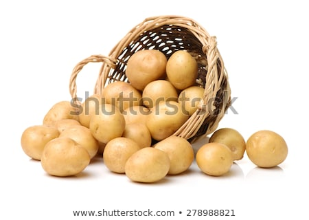 basket of potatoes stock photo © digifoodstock
